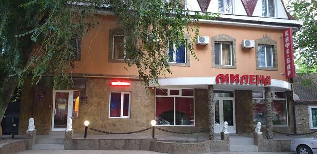 "Крым, г. Феодосия, гостиница ""Милена"""